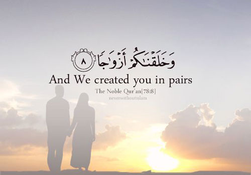 Marriage in Islam – The Islamic Center of Morris County